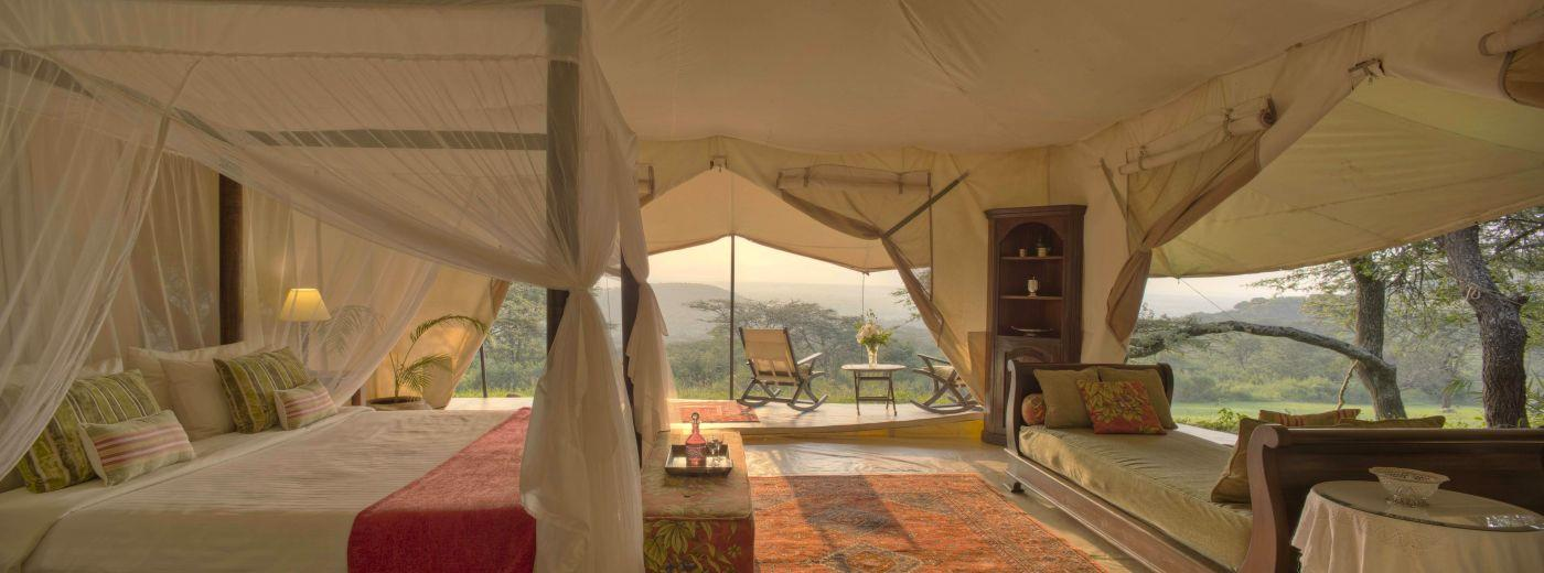 Tented Safari Camps in Africa