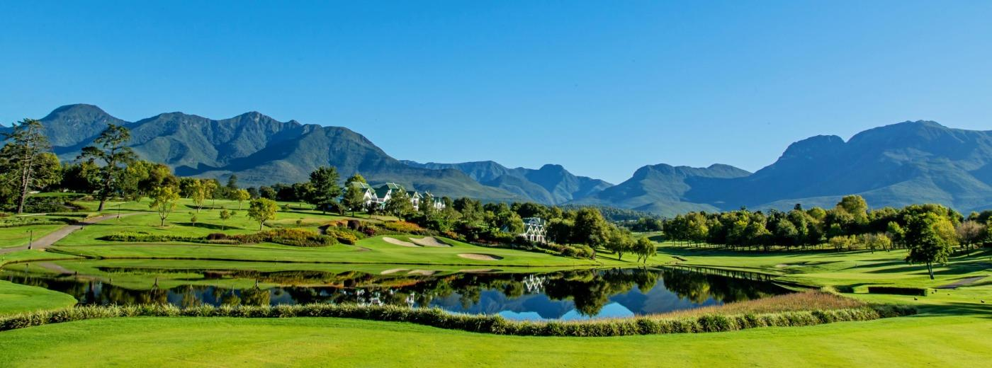 Golf along the Garden Route
