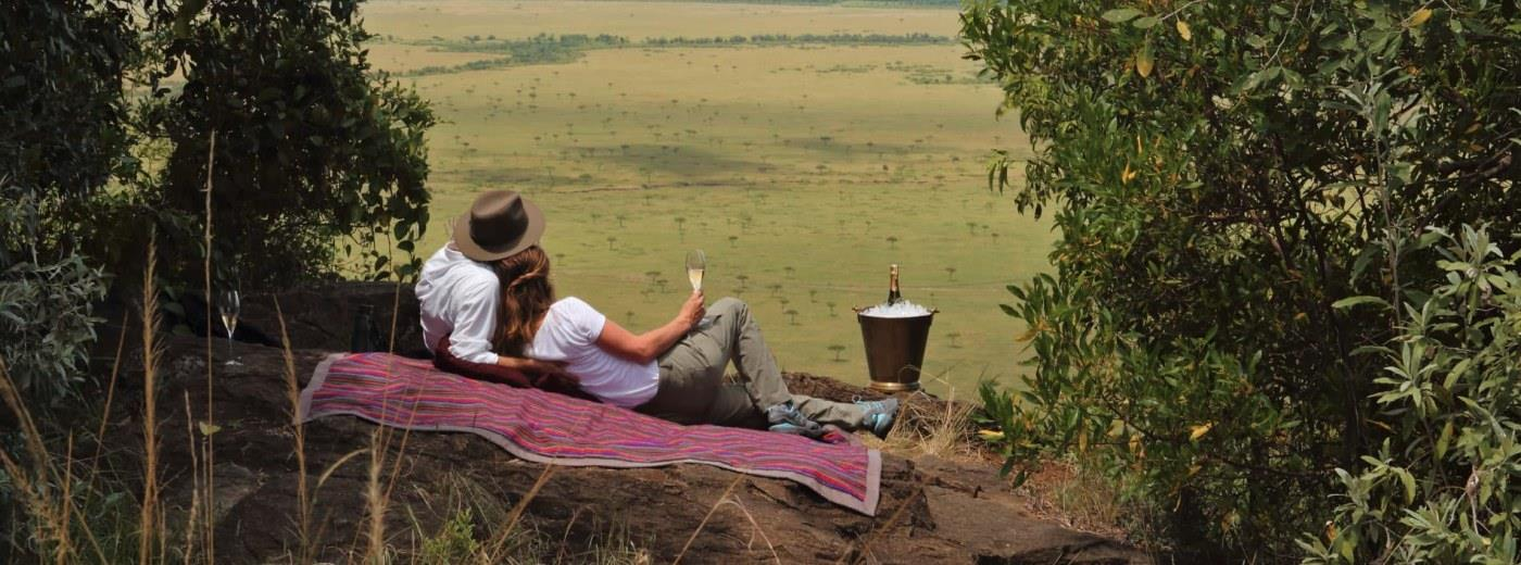 African Safari Honeymoon Ideas