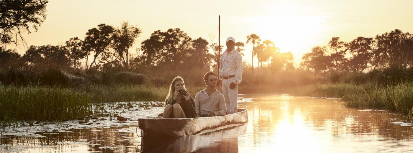 Experience Botswana with Sanctuary Camps